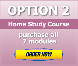 Option 2: Home Study Course
